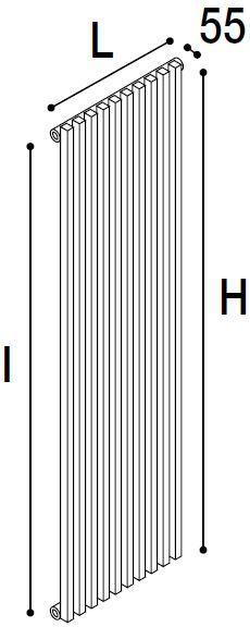 Immagine radiatore DIAPASON 1
