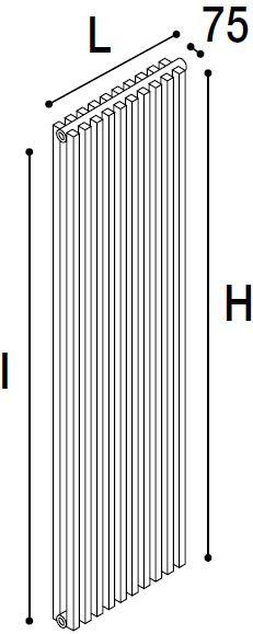 Immagine radiatore DIAPASON 2