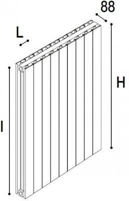 Immagine radiatore ETA
