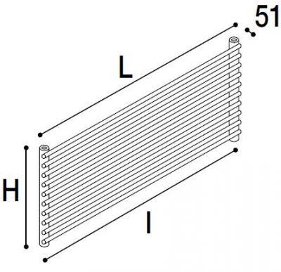 Immagine radiatore ISLA 01