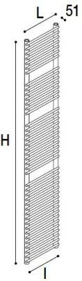 Immagine radiatore ISLA S1