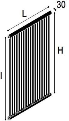 Immagine radiatore MTS
