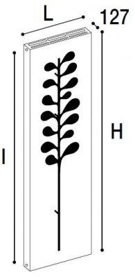 Immagine radiatore POWER NATURE CAMELIA