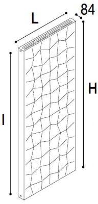 Immagine radiatore POWER TRAMA