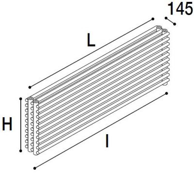 Immagine radiatore ROUND O3
