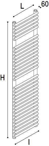 Immagine radiatore ROUND S1