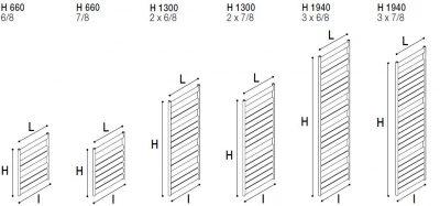 Immagine radiatore VEGA-O