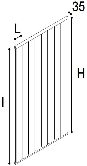 Immagine radiatore VEGA-V