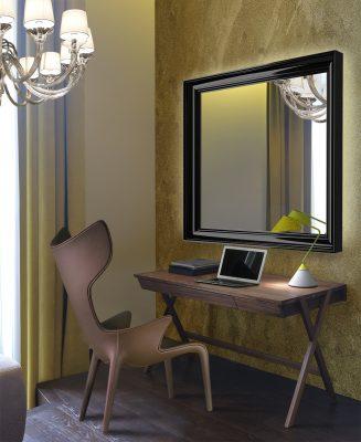Specchio Qadrato 2 10